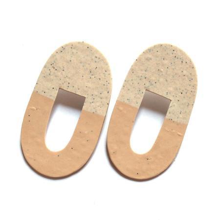Hello Zephyr Bordeira Beach Earrings