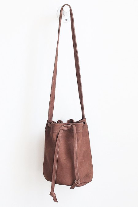 Shannon South Franklin Bucket Bag - Chocolate