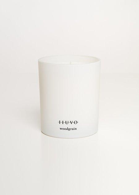 IIUVO Woodgrain Scented Candle