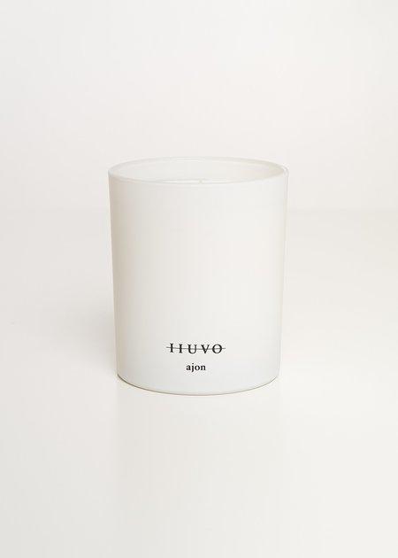 IIUVO Ajon Scented Candle - white