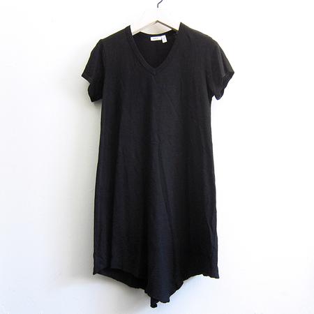 Wilt V-neck Dress - Black