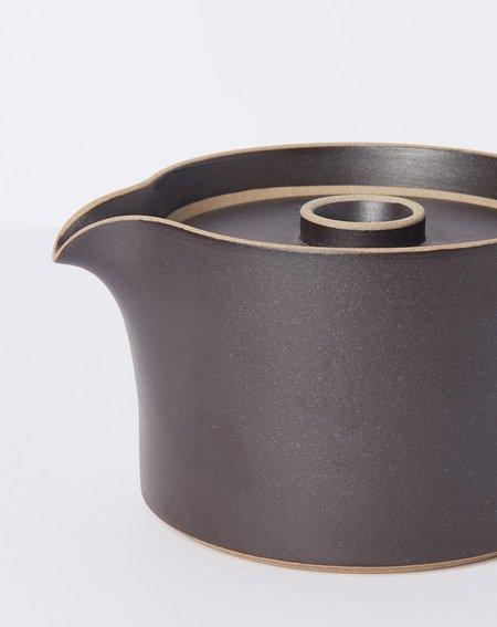 Hasami Porcelain Teapot in Black