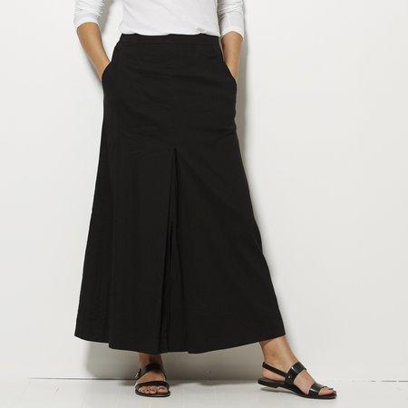 Apiece Apart Split Skirt - Black