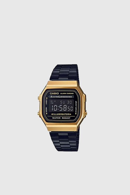 Casio A168WEGB - 1B Watch