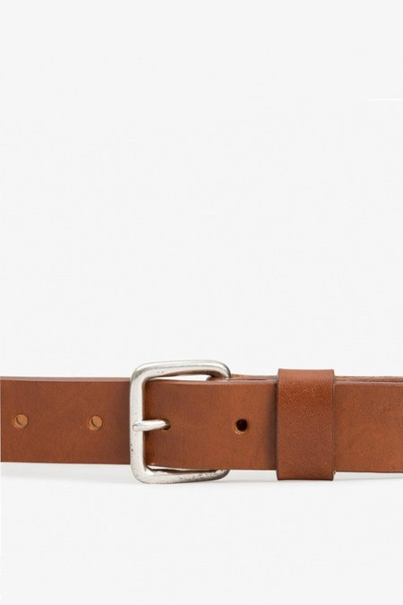 Norse Projects Benjamin 30 Belt - Brown
