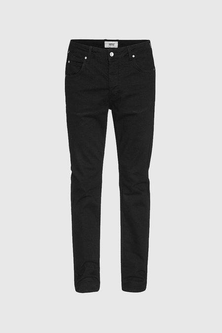 WESC Eddy Jeans - Black Rinse
