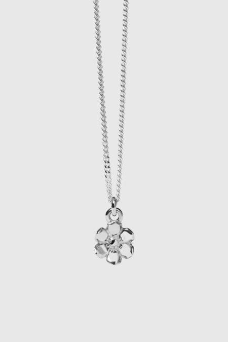 Meadowlark Eden Charm Necklace - Sterling Silver