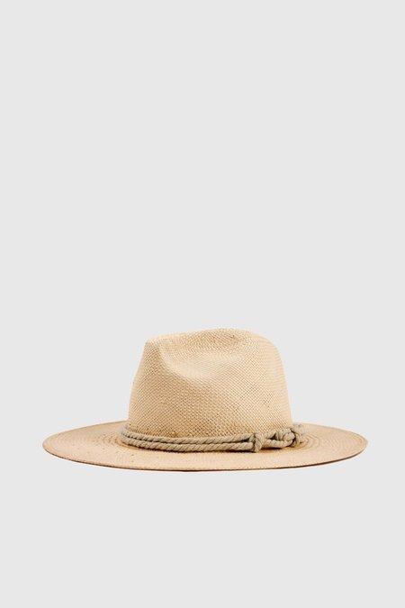 Brixton Ellington Fedora Hat - Tan