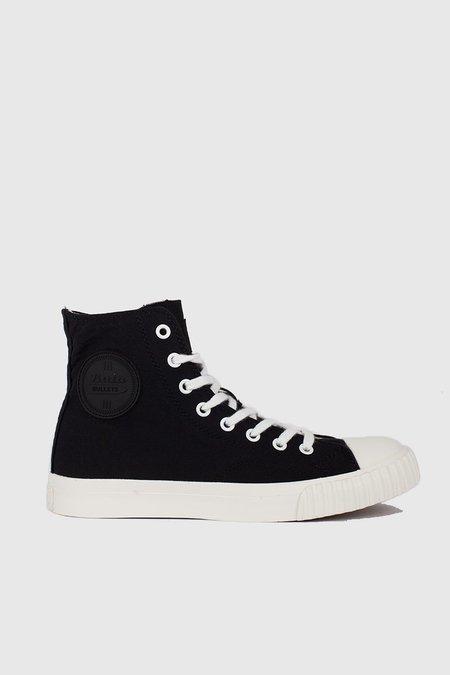 Unisex Bata Bullets High Cut Sneakers - Black/Cream