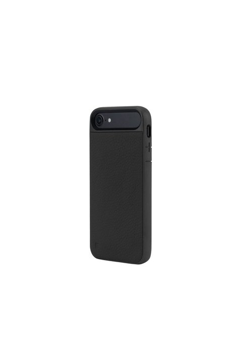 Incase Icon II Case for iPhone 7 - Black Pebbled Leather