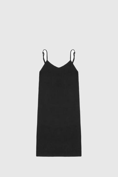Commoners Jersey Slip - Black