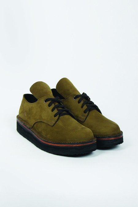 A Good Thing Low Brow Shoes - Caper