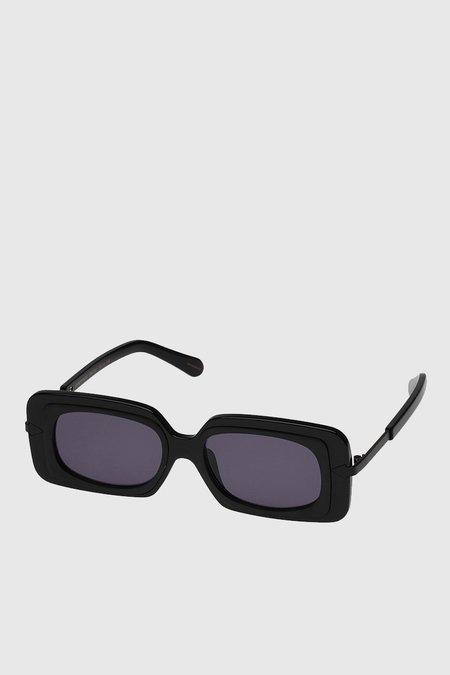 Karen Walker Eyewear Mr Binnacle - Black