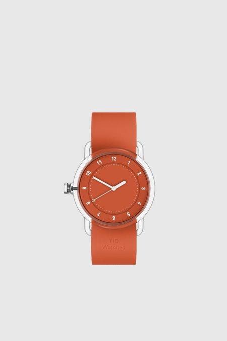 Unisex TID Watches No. 3 TR90 - Orange