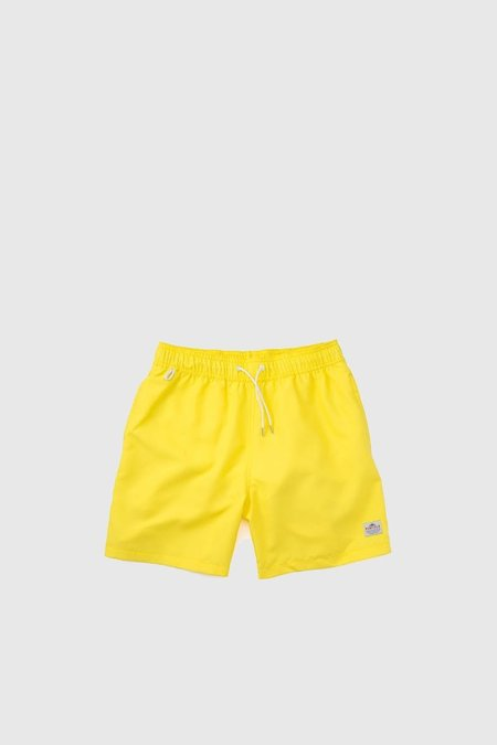 Penfield Seal Swim Shorts - Limelight