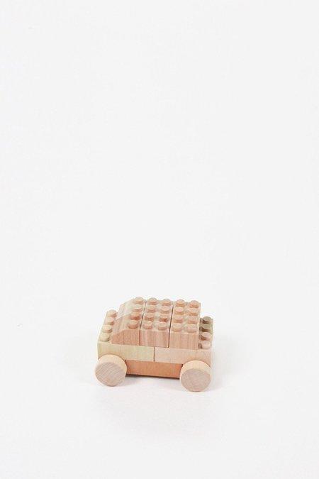 Kids Mokulock Wooden Toy Blocks - Bubu 14pcs