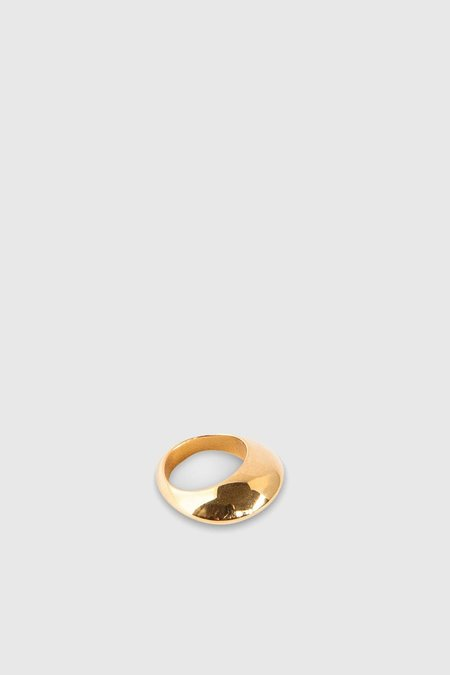 Jasmin Sparrow Yves Ring - Gold Plated
