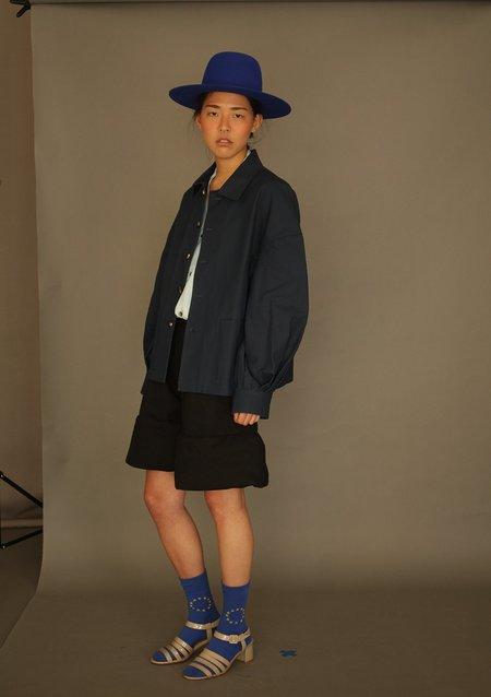 Unisex DANSHAN  Jacket - Navy Blue