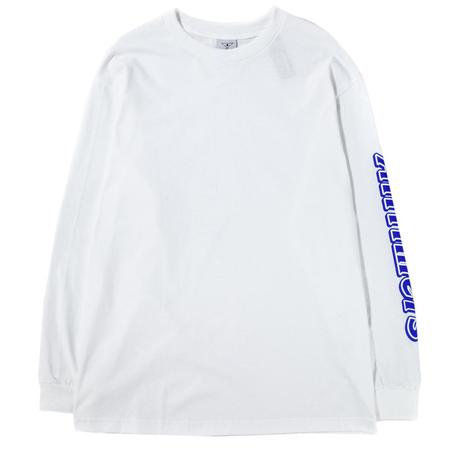 Alltimers Choco Long Sleeve T-shirt - White