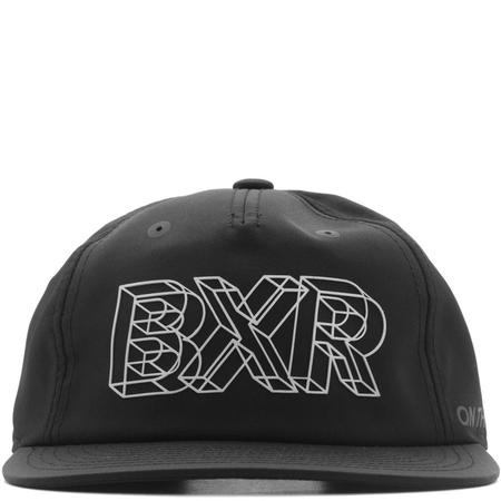 Born x Raised Wireframe Nylon Hat - Black