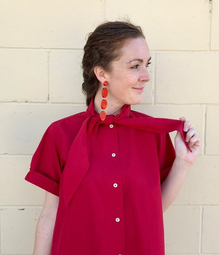 Rachel Comey Bond - Red Acrylic