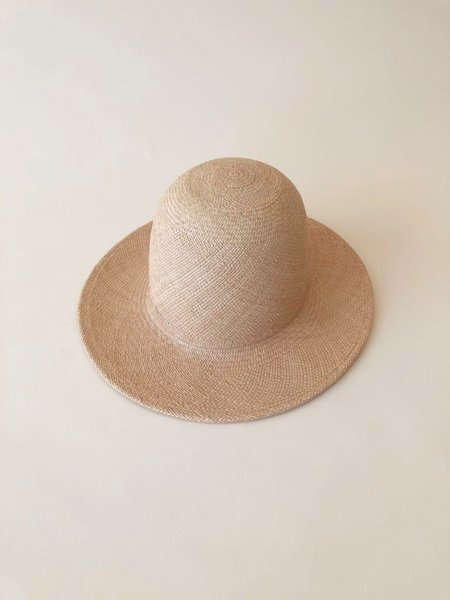 Brookes Boswell Benning Straw Hat