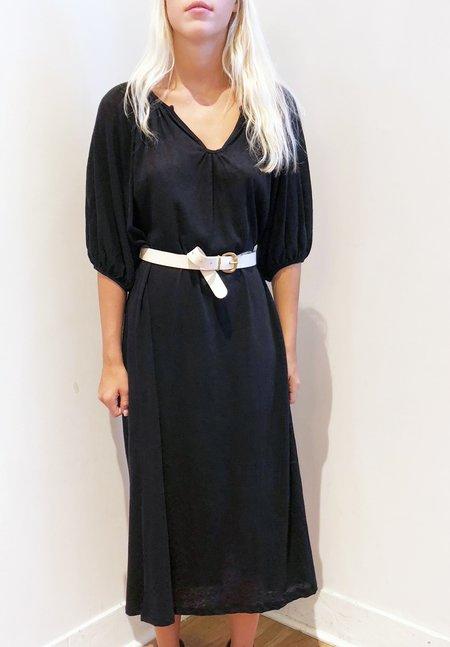Nicole Kwon Concept Store Nature Jersey Dress - black