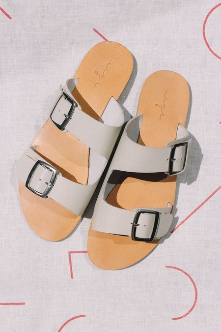 URGE SEYCHELLE SANDAL - ICE GREY