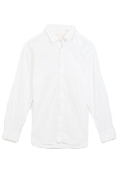 TODAY IS BEAUTIFUL / RON HERMAN Poplin Dress Shirt