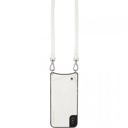 Bandolier iPhone 8+ Case - White