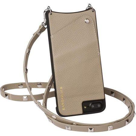 Bandolier Sarah iPhone Case - Pebble
