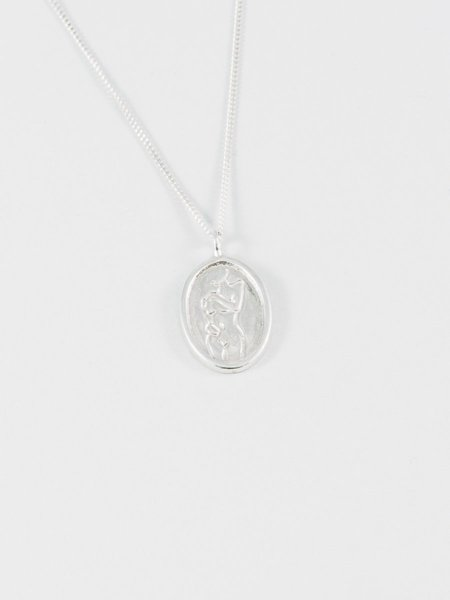Wolf Circus Femme Necklace