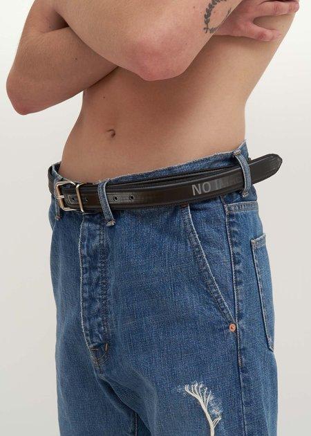 Doublet Lenticular Belt - black