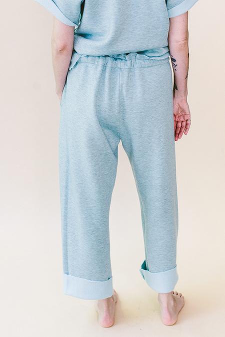 STYLE CAMP Super Soft Oversized Sweatpant - Blue