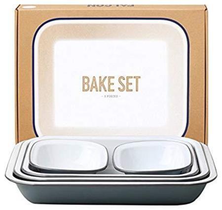 STIL Lifestyle FALCON ENAMEL Bake Set
