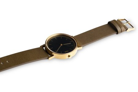 STRY Project Classic - Gold Case/Black Dial
