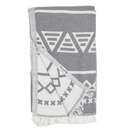 Sunday Dry Goods Double Faced Aztec Towel