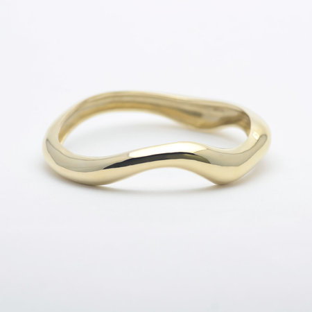 Leigh Miller Brass Koeda Bracelet