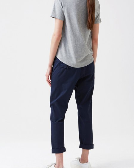Hope News Trouser - Dark Blue