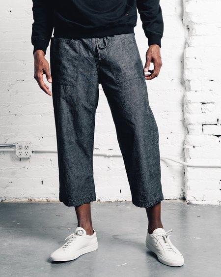 Zed Catch All Trouser - Grey