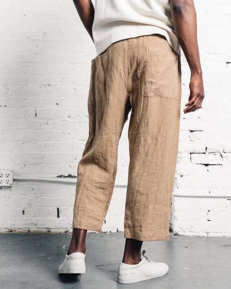 Zed Catch All Trouser - Sand