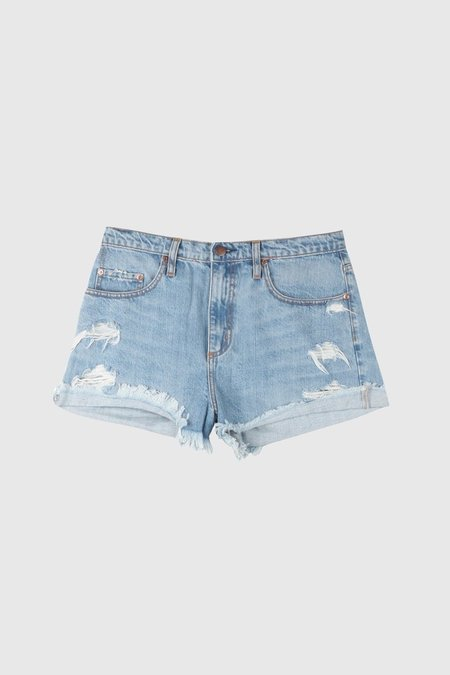 Nobody Denim Skyline Short  Fray - Divinity