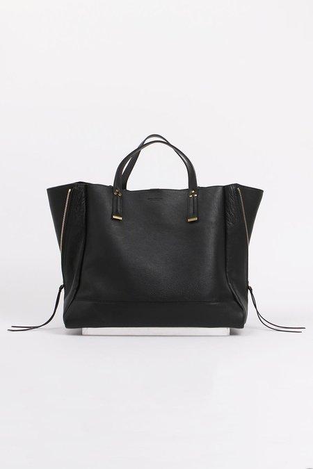 Jerome Dreyfuss Georges Large Calfskin Bag