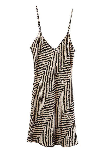 Ciao Lucia Victoria Dress - Zebra