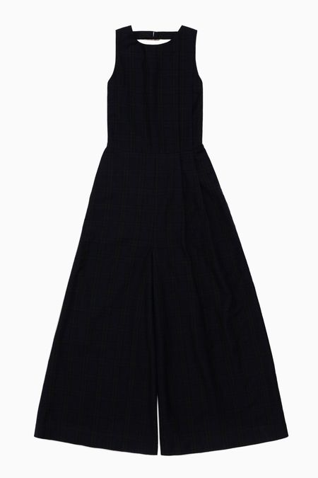 Samuji Concetta Jumpsuit - Navy/Dark Green