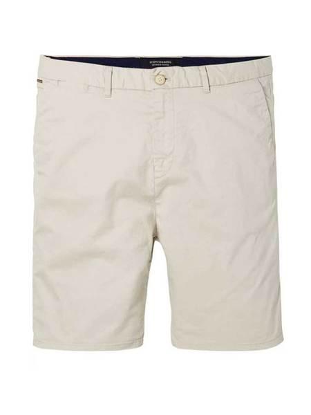 Scotch & Soda Chino Shorts - Stone