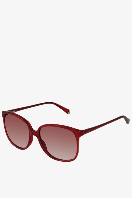Kate Young for Tura Arabella Sunglasses - Red
