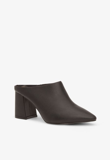Matt & Nat Joan Mule - Black