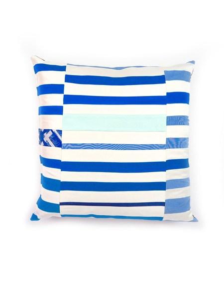 Taroni Piano Large Pillow - Blue