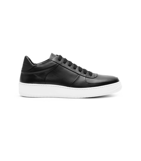 Wings + Horns Cadet Low Sneakers - Black